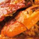 Spicy crab claws with a chinese twist