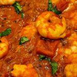 Jinga Masala ( Prawns Curry Dry )