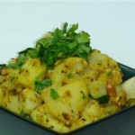 Aloo  Sukha Recipe
